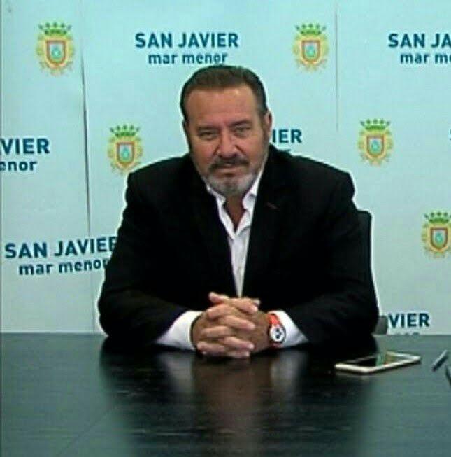El concejal de Ciudadanos de San Javier (Murcia)Carlos Jiménezabandona el partido