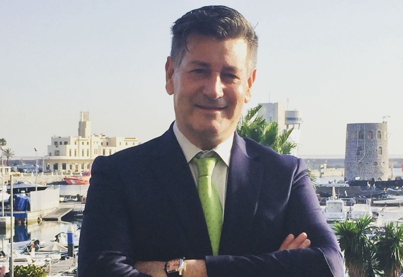 Entrevista con José Enrique Aguar en Ágora 31-10-2018