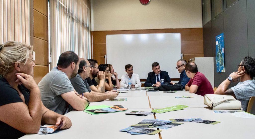 Contigo reúne a sus Agrupaciones municipales del Vallés Oriental
