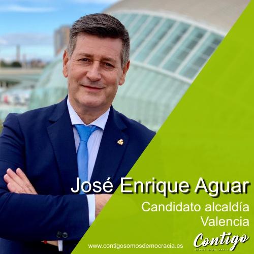 Entrevistas a José Enrique Aguar en Canal 7 Televalencia
