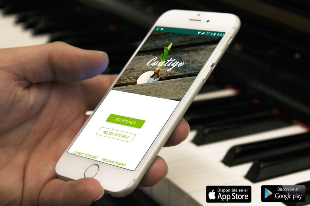 Descargate la App de Contigo Somos Democracia