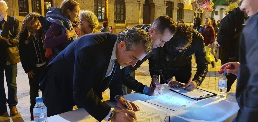 Contigo firma por el blindaje constitucional de las pensiones