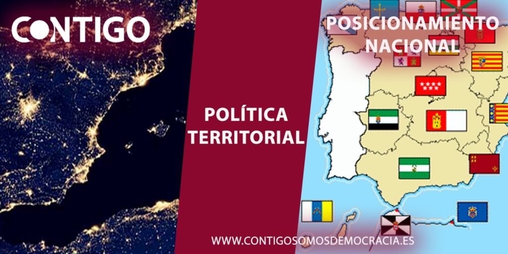 Política Territorial: El Senado. ¿Que cambios propone Contigo?