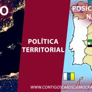 Posicionamientos Política Territorial