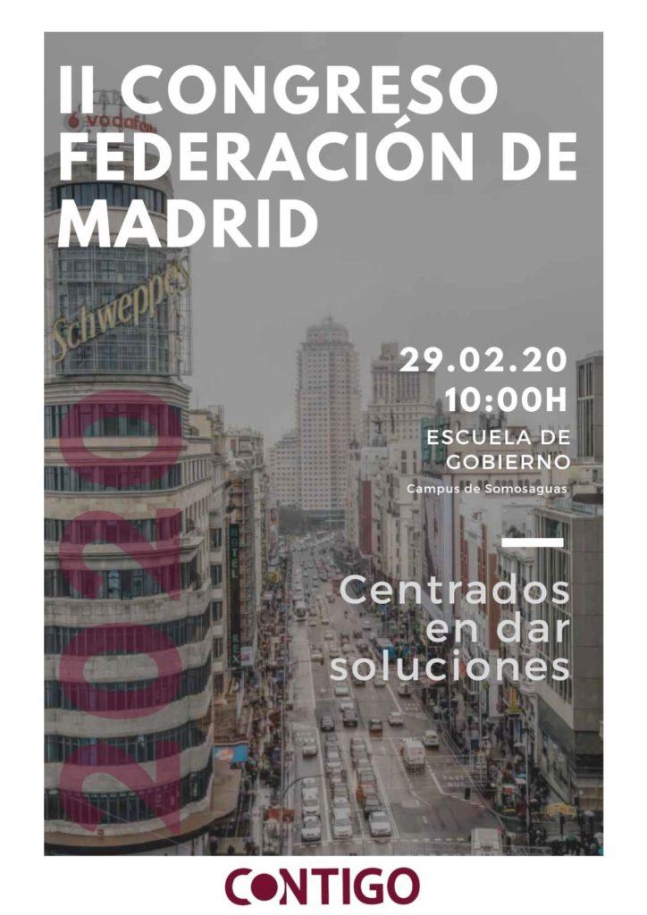 II Congreso Federación de Madrid